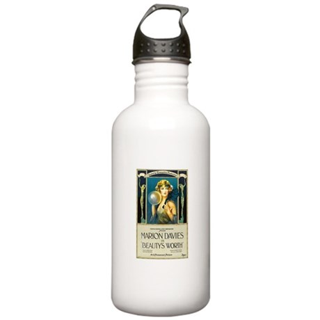 Beauty's Worth Stainless Water Bottle 1.0L