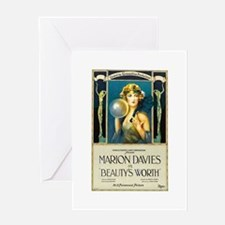 Beauty's Worth Greeting Card