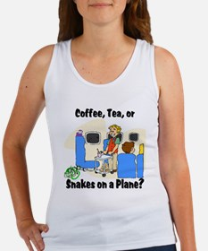 Coffee, Tea, or S.O.A.P. Women's Tank Top