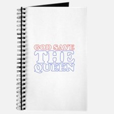 God Save the Queen (text: whi Journal