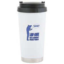 SNL: Shark Travel Mug