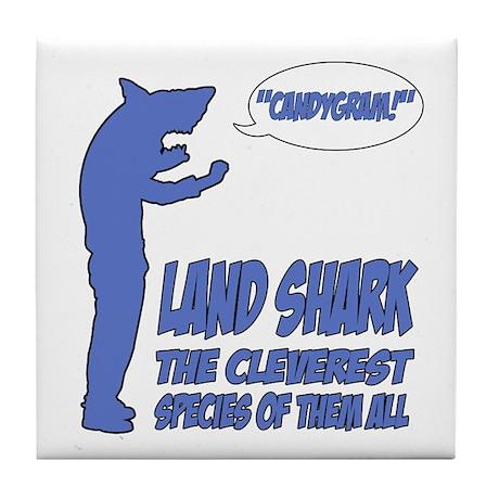 SNL: Shark Tile Coaster