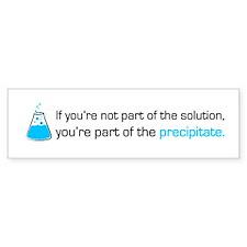 Precipitate Stickers