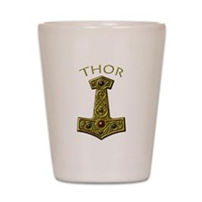Thor's Hammer X-Gold - THOR Shot Glass