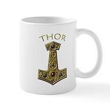 Thor's Hammer X-Gold - THOR Mug