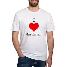 I Love Gardener T-Shirt