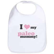 I Love my Paleo Mommy Bib