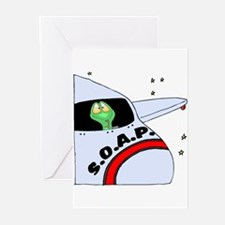 S.O.A.P. Pilot Greeting Cards (Pk of 10)