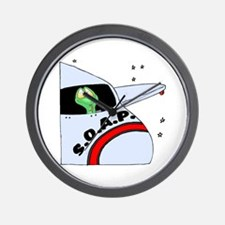 S.O.A.P. Pilot Wall Clock