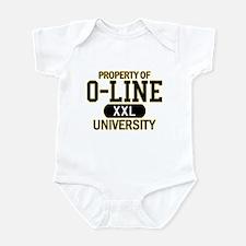 O-LINE U Infant Bodysuit