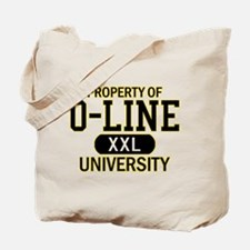 O-LINE U Tote Bag