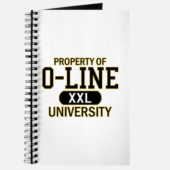 O-LINE U Journal