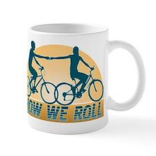 How We Roll Cycling Mug