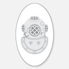 Second Class Diver Decal