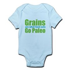 What Food Eats Infant Bodysuit