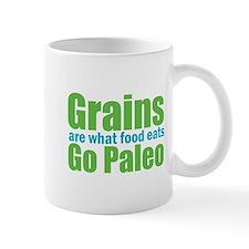What Food Eats Small Mug