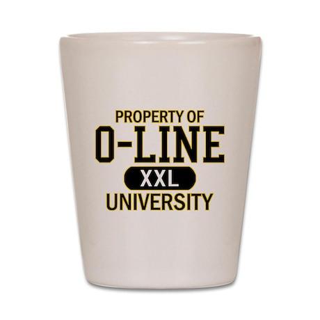 O-LINE U Shot Glass