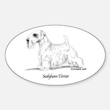 Sealyham Terrier Decal
