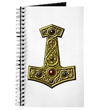 Thor's Hammer X - Gold Journal