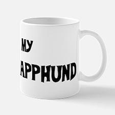 I Love My Finnish Lapphund Mug