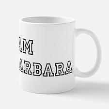 Team Santa Barbara Mug