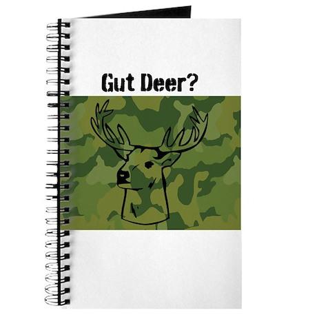 Gut Deer? Journal