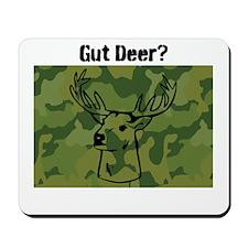 Gut Deer? Mousepad