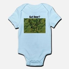 Gut Deer? Infant Bodysuit
