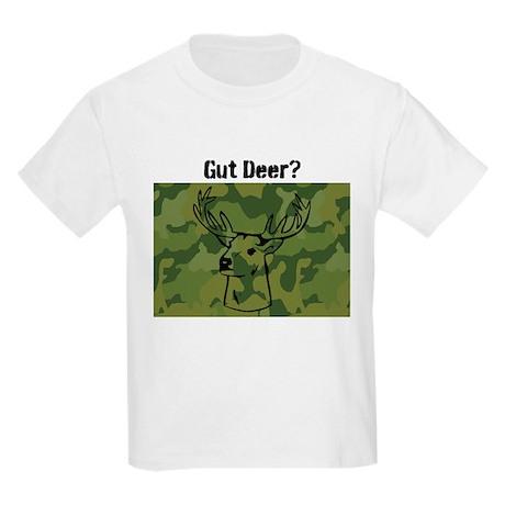Gut Deer? Kids Light T-Shirt