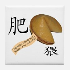 GOOD FORTUNE Tile Coaster