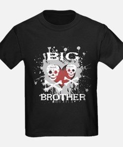 Big Brother Skulls T-Shirt