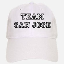 Team San Jose Baseball Baseball Cap