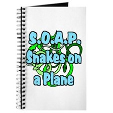 S.O.A.P. Blue Journal