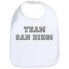 Team San Diego Bib