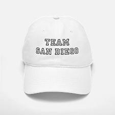 Team San Diego Baseball Baseball Cap