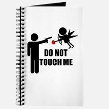 Do Not Touch Me Cupid Journal