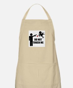 Do Not Touch Me Cupid Apron
