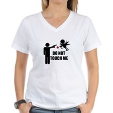 Do Not Touch Me Cupid Shirt