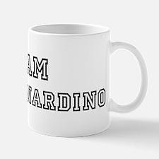 Team San Bernardino Mug