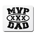 MVP Dad Father's Day Mousepad