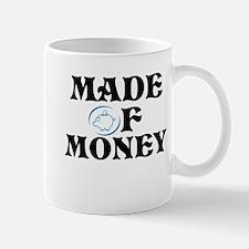 Made Of Money Mug