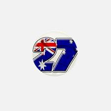 CSflag1 Mini Button