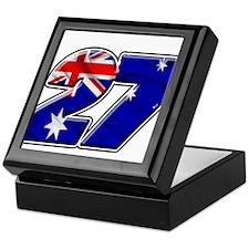 CSflag1 Keepsake Box