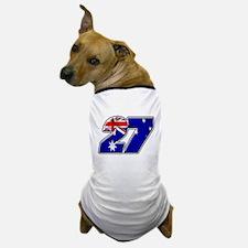 CSflag1 Dog T-Shirt