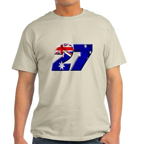 CSflag2 Light T-Shirt