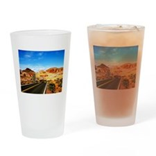 Valley of Fire Pint Glass
