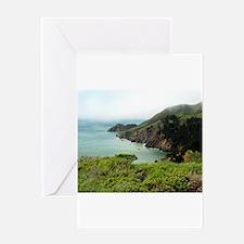 Marin Headlands Greeting Card
