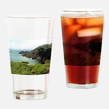 Marin Headlands Pint Glass