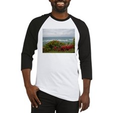 Hawaiian Coastline Baseball Jersey