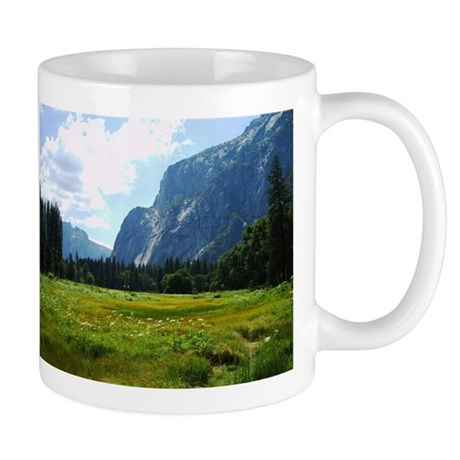 Yosemite Meadow Mug